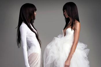 Descubre los espectaculares vestidos de novia Vera Wang 2021. ¡Para novias fuera de serie!