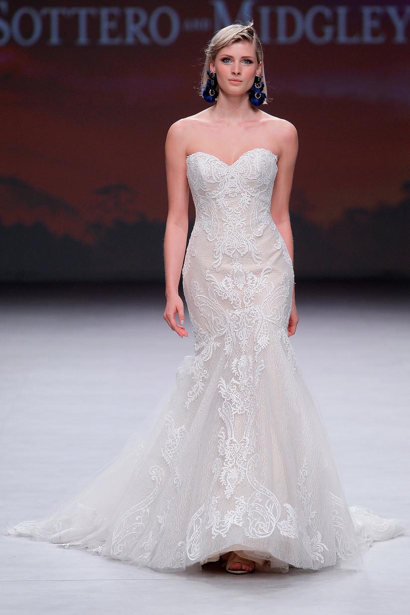 d176867606a2 Maggie Sottero presenta vestidos de novia dirigidos a la mujer ...