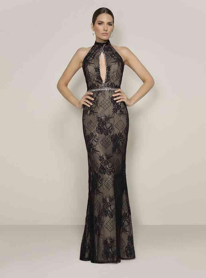 exuberante en diseño disfruta del envío gratis en venta en línea La elegancia del encaje llega con los vestidos de fiesta de ...