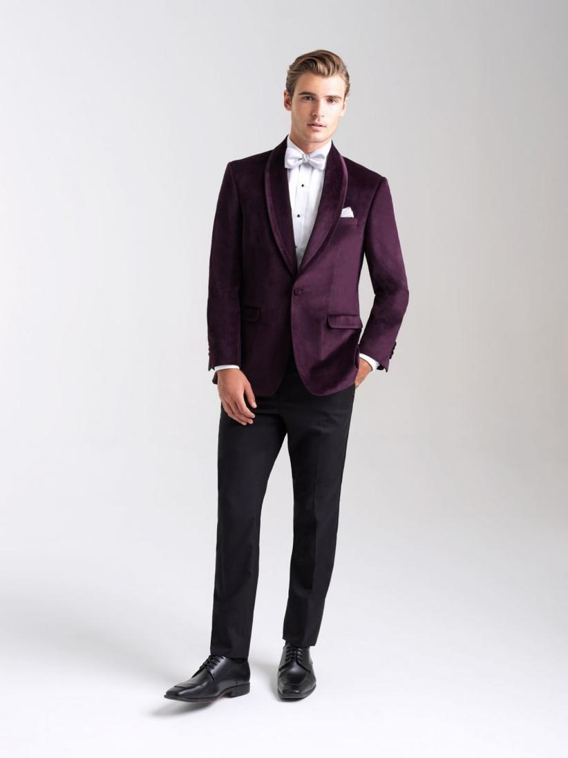 traje de novio de Allure Men