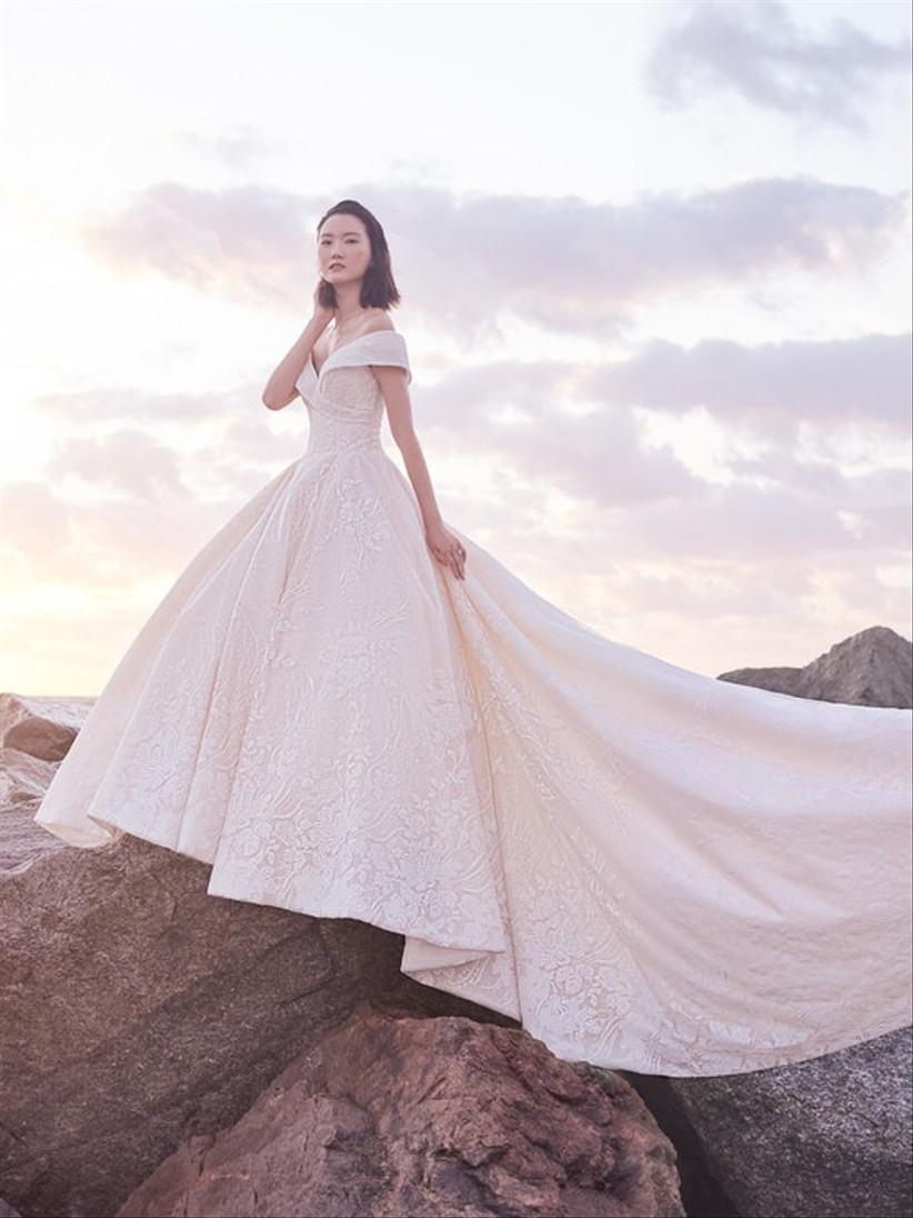 vestido de novia princesa Sottero and Midgley