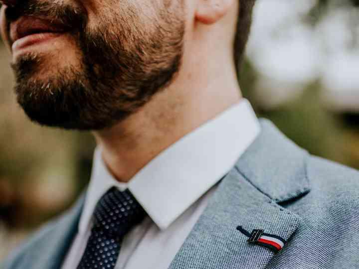 Novios con barba: cómo lucirla según el tipo de rostro