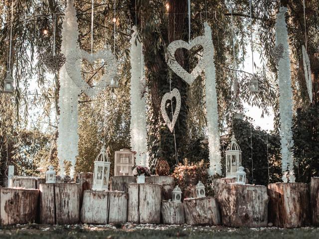 ¡Love is all around! O cómo decorar el matrimonio con corazones de una forma original