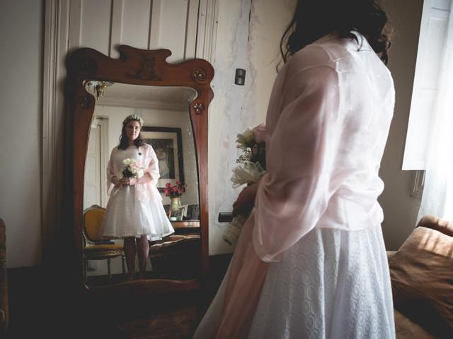 El vestido de novia midi llega para quedarse