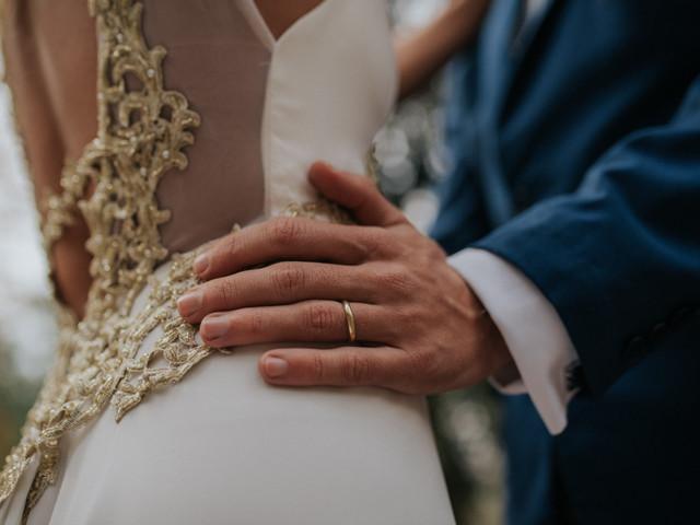 8 fotos de detalles que harán más especial su álbum de matrimonio