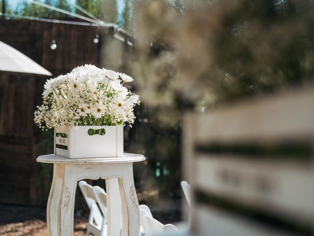 Decoración de matrimonio hecha en casa: ¡manejen el estrés creando sus propios adornos!