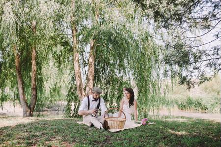 ¿Qué es un picnic wedding? Cuando lo importante es disfrutar