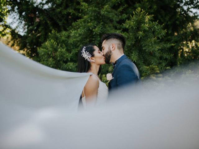 10 fotos de besos que no pueden faltar en el álbum de su matrimonio