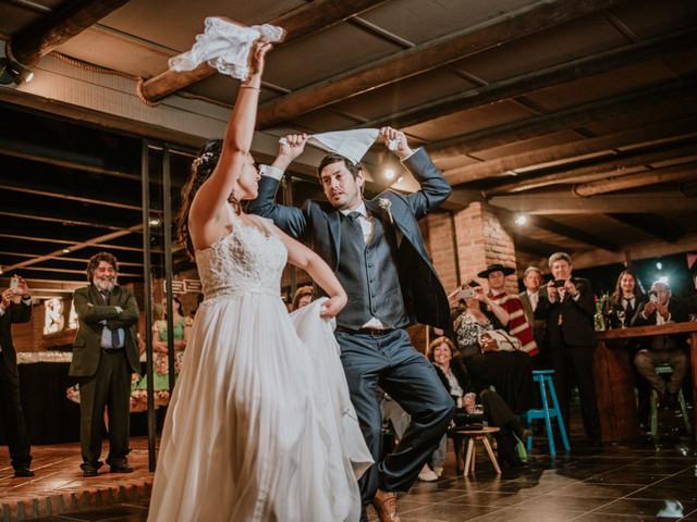 Qué tradiciones chilenas pueden incorporar a su fiesta de matrimonio