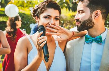 Cómo escribir un discurso de matrimonio entretenido