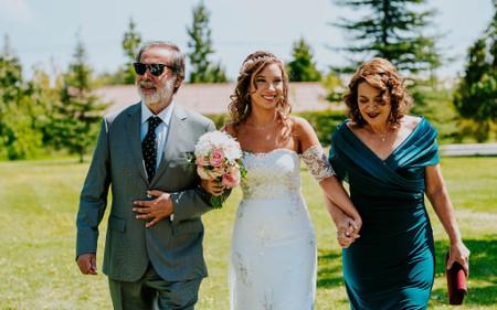 Las mejores fotos de camino al altar