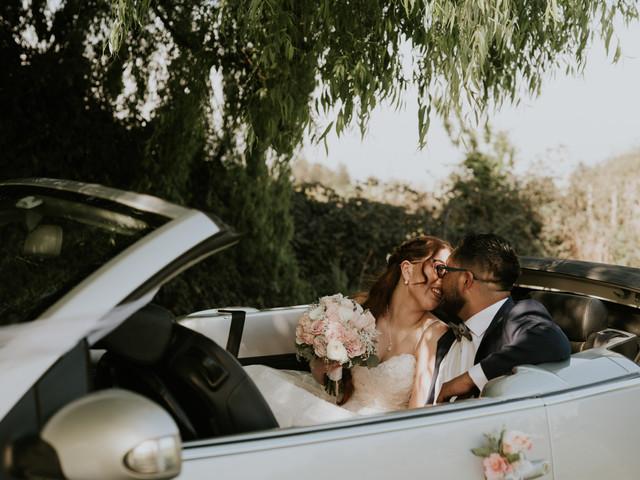20 autos de matrimonio descapotables que los harán sentir como los protagonistas de una película