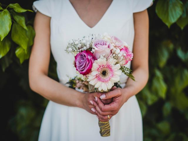 7 ideas de ramos de novia para el civil: ¡un estilo para cada novia!