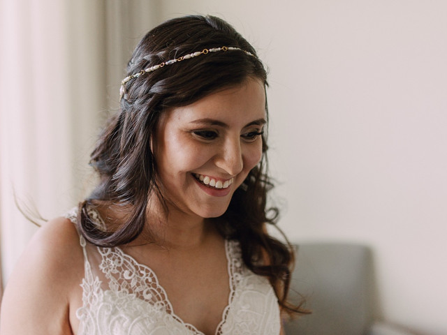 6 peinados naturales para novias