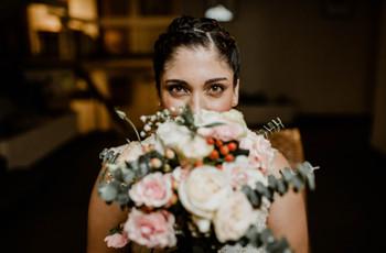 5 ideas para las fotos de tu ramo de novia: ¿Con cuál te quedas?