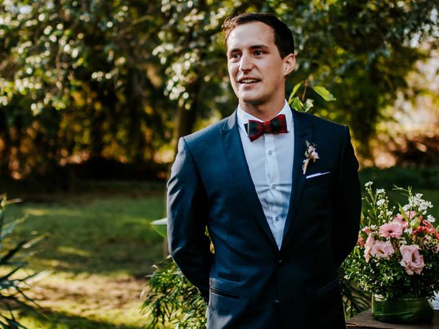 Conoce los distintos tipos de trajes de novio y elige uno según tu estilo
