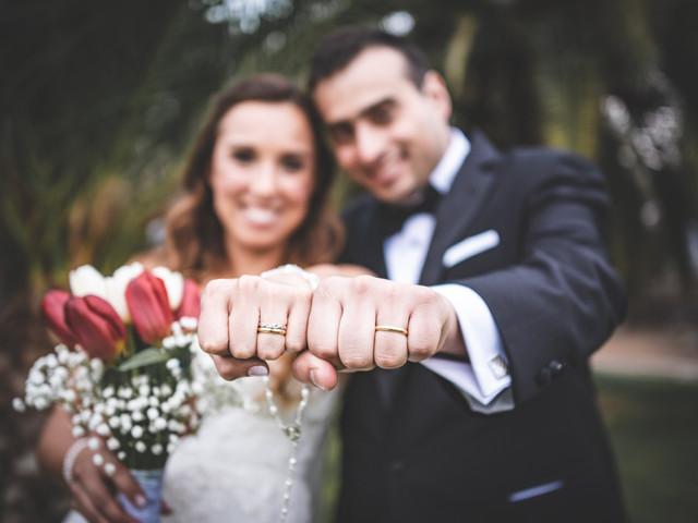 Consejos para encontrar las argollas de matrimonio perfectas
