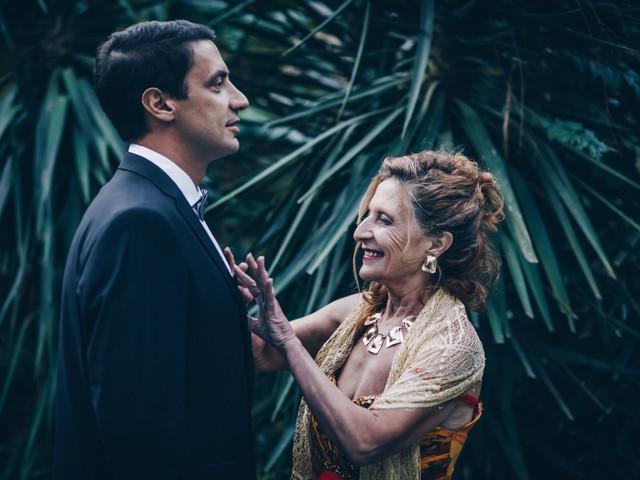 7 momentos inolvidables con su madre el día del matrimonio