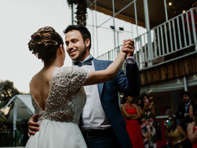 ¿Cómo inaugurar la pista de baile? 8 entretenidas propuestas