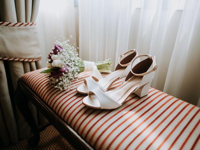 50 sandalias de novia para elegir el modelo perfecto ¡y volver a usarlo después de la fiesta!