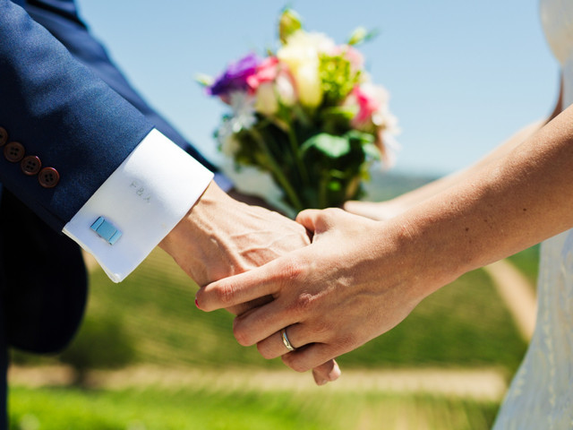 Trabajar y organizar el matrimonio al mismo tiempo