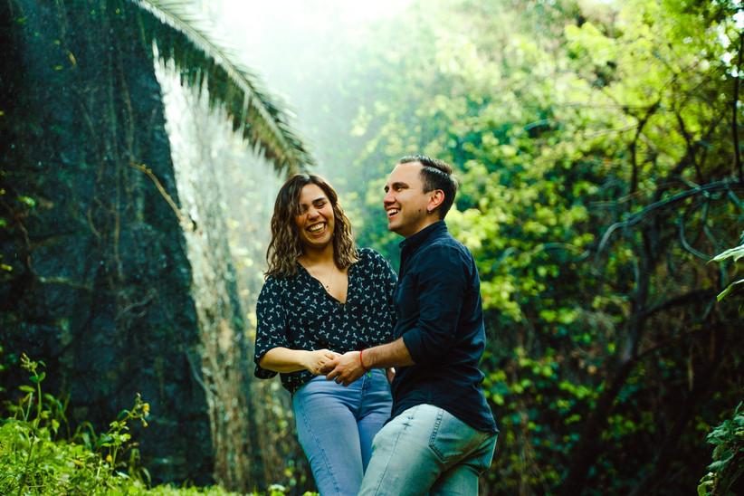 Valentina y Patricio Fotografía