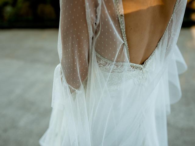 Luce una espalda perfecta en tu matrimonio