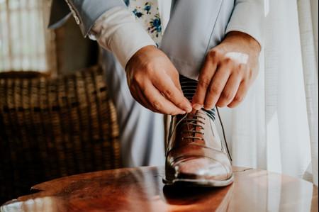 Los zapatos del novio: claves para acertar