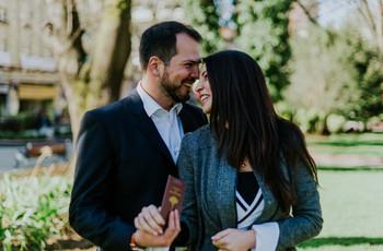 ¿Cómo organizar un matrimonio civil? ¡Los principales puntos que deben conocer!