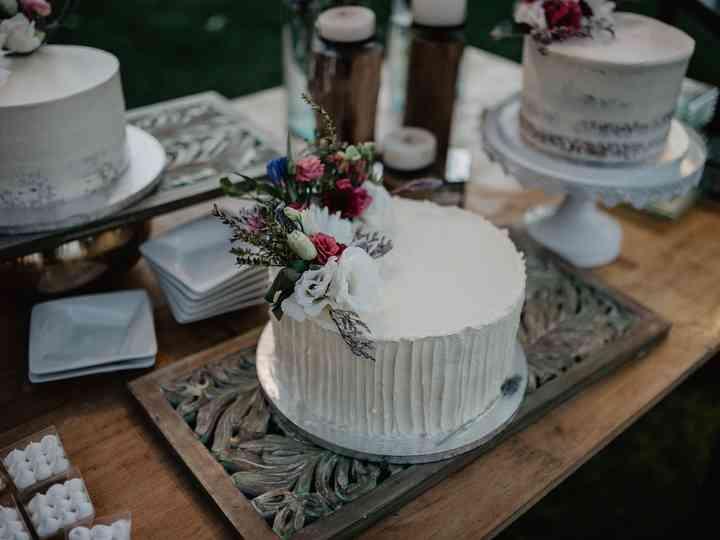 Las mejores combinaciones de sabores para la torta de matrimonio