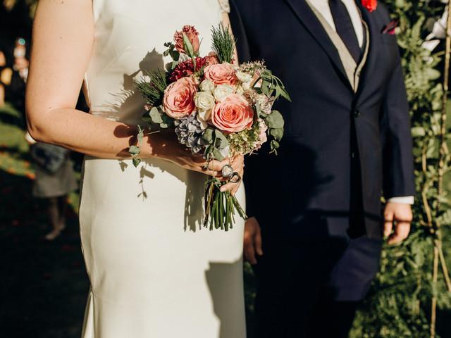 Camafeos para el ramo de la novia: ¿los conoces?