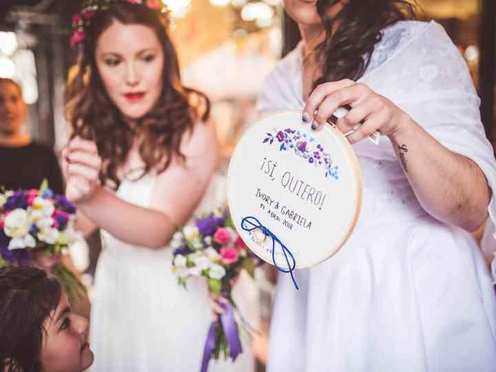 15 bastidores para sus anillos de matrimonio
