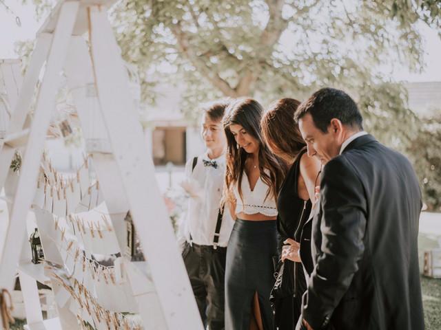 5 ideas para usar una cámara de fotos instantánea en su matrimonio