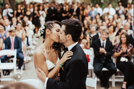 20 canciones de matrimonio para el momento del primer beso y sentir mariposas en la guata