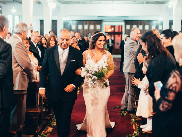 Protocolo de entrada a la Iglesia: cuándo, cómo y en qué orden