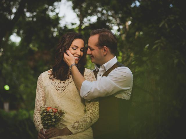 7 peinados de novias con medias melenas: el corte de moda más cómodo de la temporada