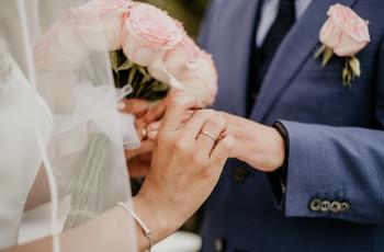 Recuerdos de su matrimonio que pueden enmarcar