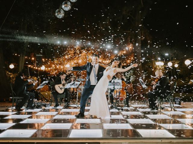 ¿Cuánto cuesta la música del matrimonio?: presupuesto para los 4 momentos claves
