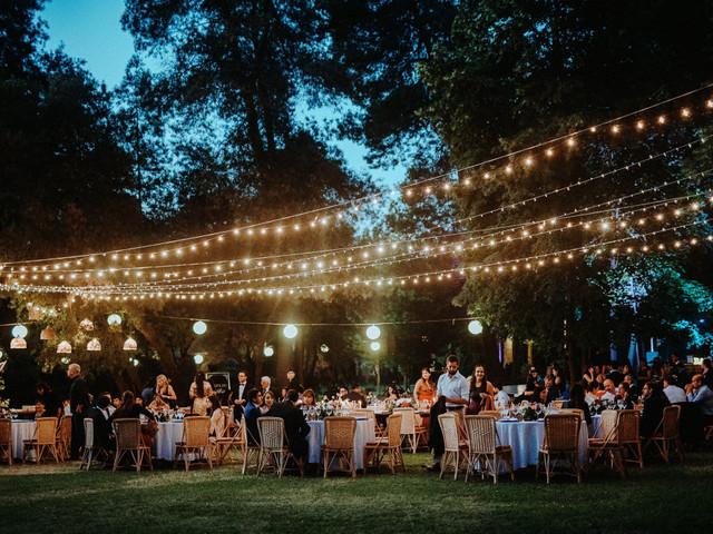 Conozcan los tipos de mesa existentes para el banquete de su matrimonio