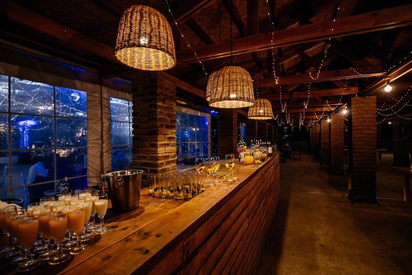 Club de Campo Pelumpén - Zona Cocktails y bar