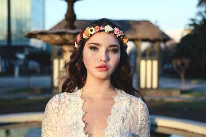 Gabriela Paz Maquillaje
