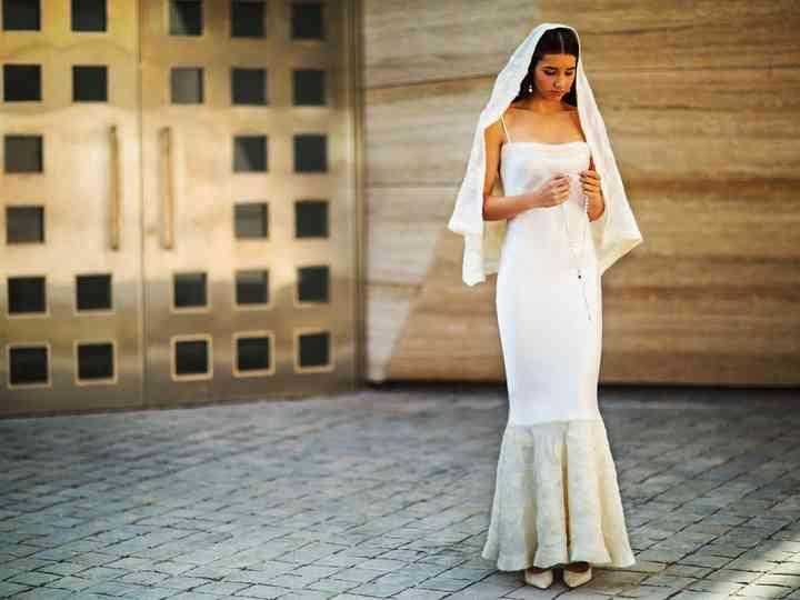 La Historia Detrás Del Vestido De Novia Blanco