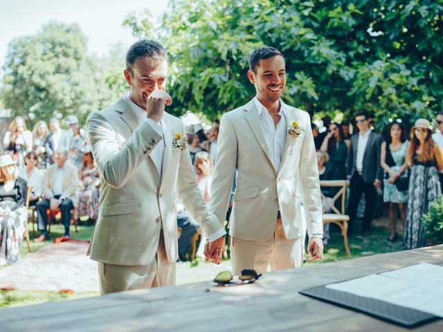 Destination wedding para matrimonios LGTBIQ+