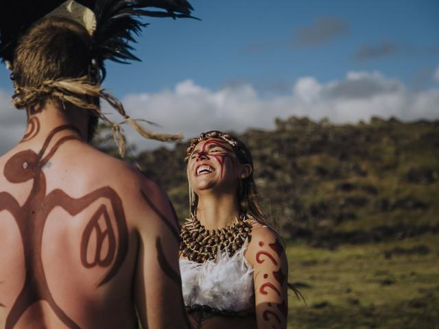 ¿En qué consiste el matrimonio Rapa Nui?
