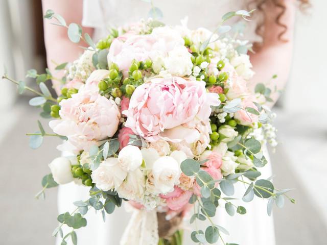 5 consejos para escoger el ramo de novia, seas o no una experta en flores