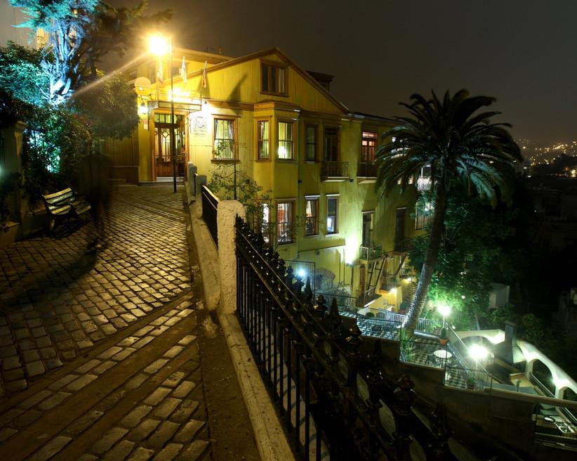 Hotel Gervasoni - Vista exterior
