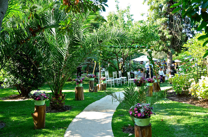 Slier Catamapu - Zona Jardin