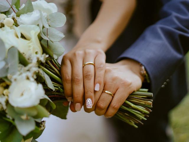 ¿Cuánto cuesta en promedio llevar a cabo un matrimonio?