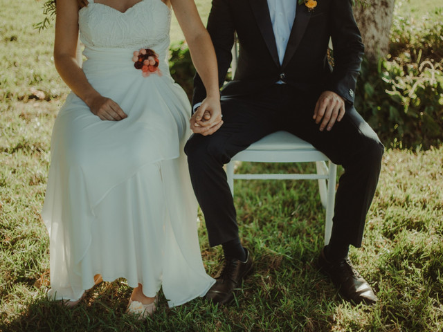 6 detalles que pueden perfeccionar en lo que llega la nueva fecha de matrimonio