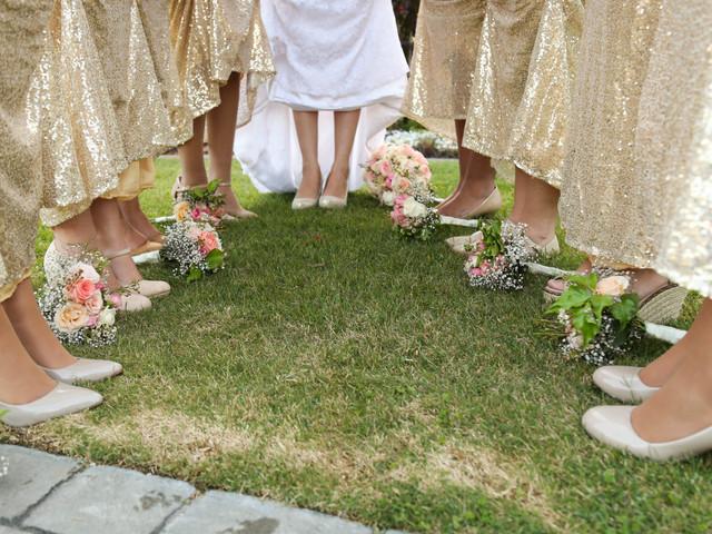 7 propuestas de zapatos para las damas de honor